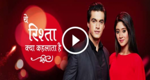 Yeh Rishta Kya Kehlata Hai 18th January 2020 Video Episode 3106